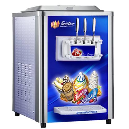 High Performance Softy Ice Cream Machine
