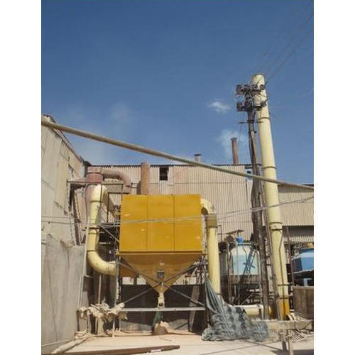 Industrial Dust Collector Machine