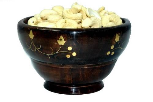Wooden Dry Fruit Bowl