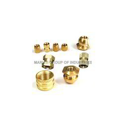 Brass Threaded Inserts For Plastics And Wood