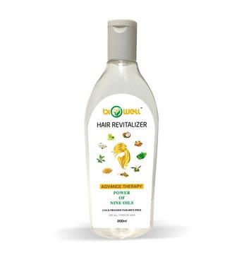 Effective Hair Revitalizer Oil - Biowell Universe Pvt  Ltd