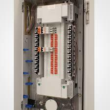 Electrical Wiring Panel Board