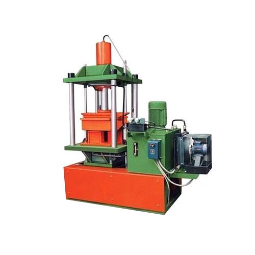 Hydraulic Operated Paving Block Machine