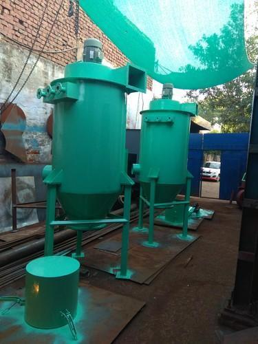 High Performance Round Dust Collector
