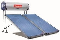 Omega Max 8 Racold Solar Water Heater