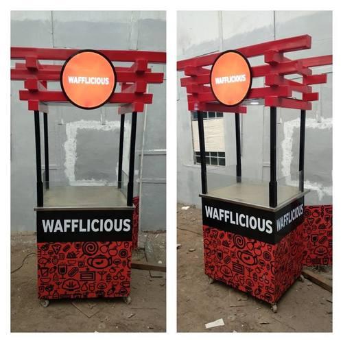 High Grade Waffle Cart