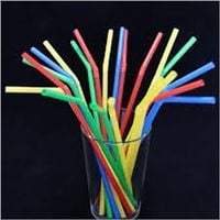 Multi Colors Plastic Drinking Straw