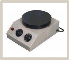 Round Electric Hot Plates