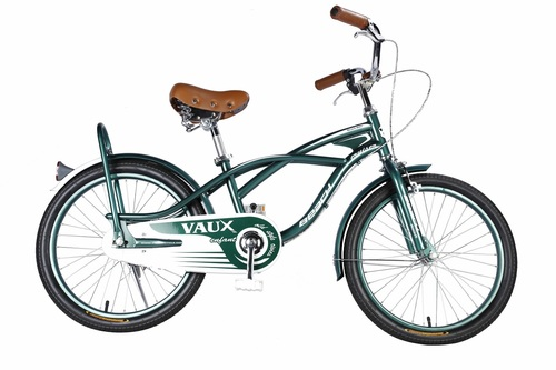 Vaux Kids Bicycle with Stylish Steel Frame