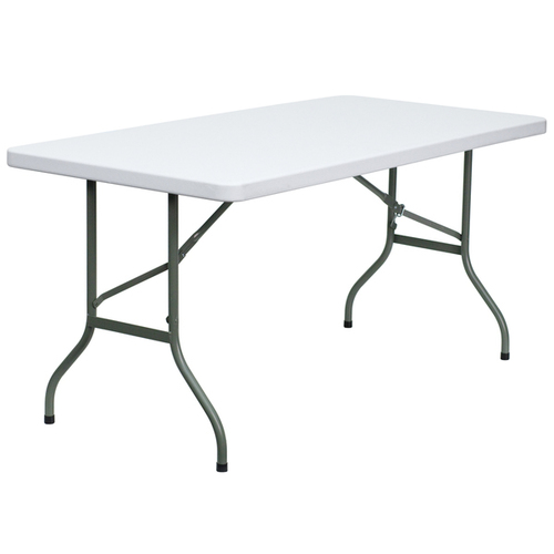 White Office Dining Table