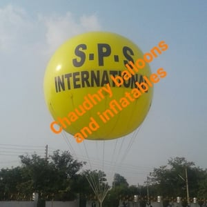 Helium Gas Balloons For Advertisement