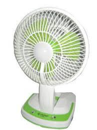 Best Quality Rechargeable Table Fan - Gagan Traders, Plot