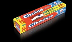 Choice Active Care Toothpaste