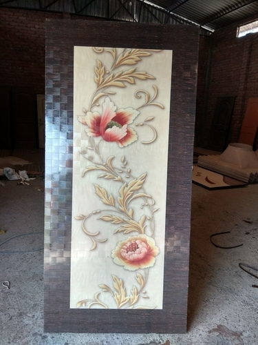 Fancy Fiber Lamination Doors
