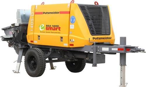 Industrial Putzmeister Concrete Pump at Price 1750000 INR