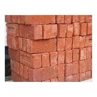 Red Color Building Bricks
