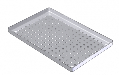 M G Perforated Tray