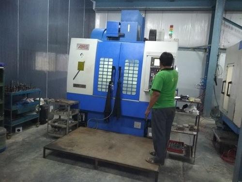 Vmc Job Work