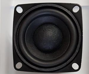 53mm 4 ohm 5W Bluetooth Audio Speakers 2 inch High End Speakers