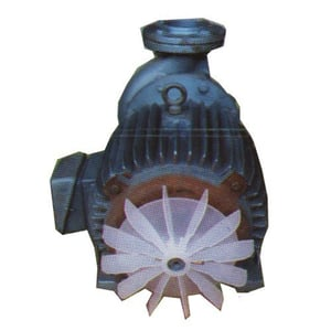 Reliable Plastic Cooling Fan