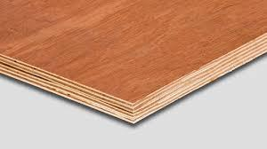 Smooth Finished Bonded Commercial Plywood