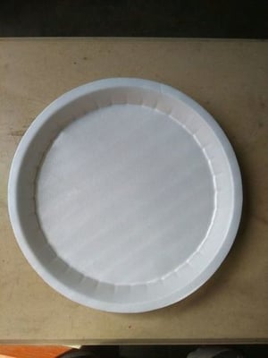 Disposable Round Thermo Plates