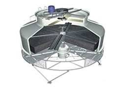 Fan Less Cooling Tower