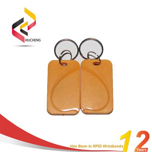 OEM Logo Printable RFID Door Access Mifare Classic 1K Key Fob