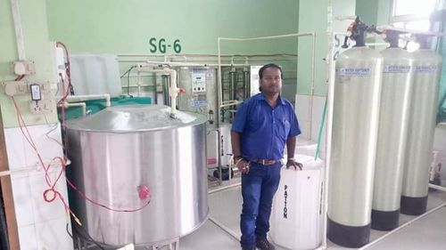 Reverse Osmosis System For Dialysis