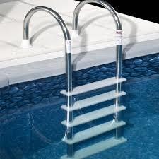 Stylish Swimming Pool Ladder