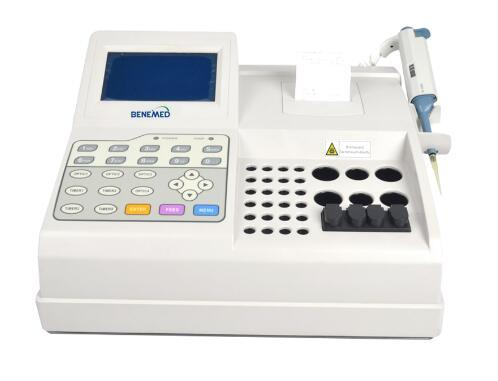 China Blood Coagulation Analyzer at Price Range 650 00