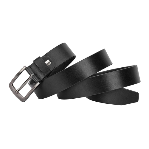 Wrinkle Free Leather Belt