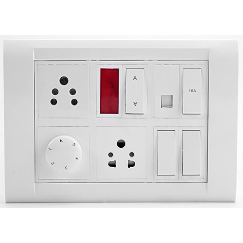 Cost Effective Electrical Modular Switches