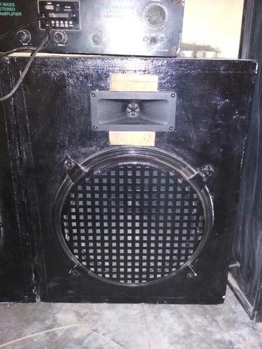 High Sound Speaker Box