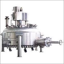 Industrial Agitated Nutsche Filter (ANF)