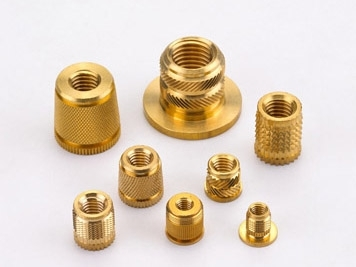Industrial Brass Moulding Insert