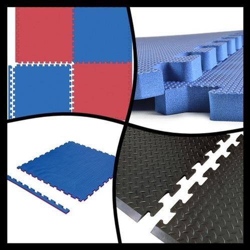 Interlock Rubber Floor Mat