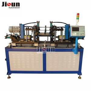 Automatic Double End Rotary End Forming Machine
