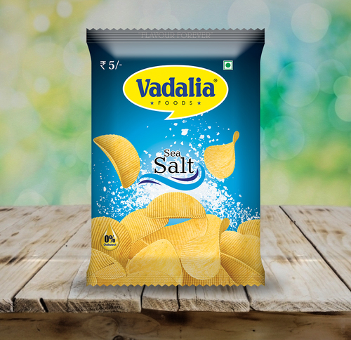 Crunchy Potato Salted Chips