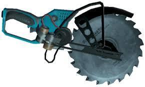 Heavy Duty Motorized Circular Saws