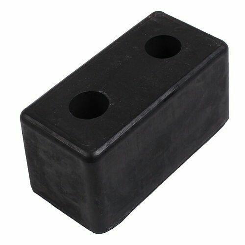 High Grade Black Rubber Buffer