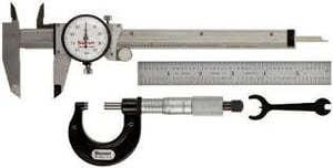 Stainless Steel Precision Measuring Tool