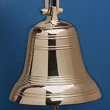 Brass Bell For Temple