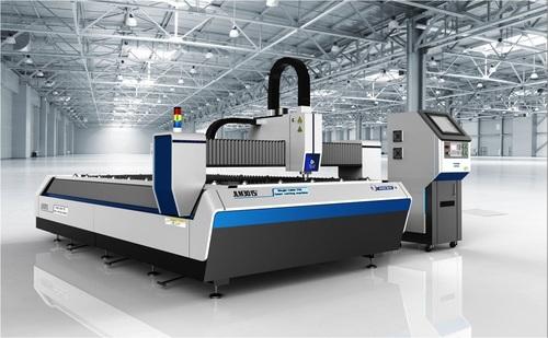 CNC Fiber Metal Laser Cutting Machine