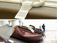 Synthetic Non Tearable Paper for Airline Baggage Tags