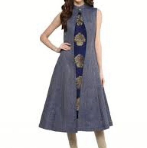 Designer Cotton Kurti For Ladies