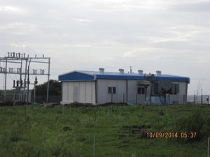 Prefabricated Structure For Building