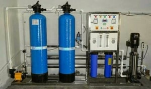 500 Lph Water Treatment Plant