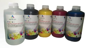 Ink and Eco Solvent