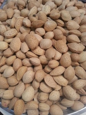 Pure Almond Nuts